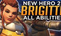 Brigitte: Newest Overwatch Hero
